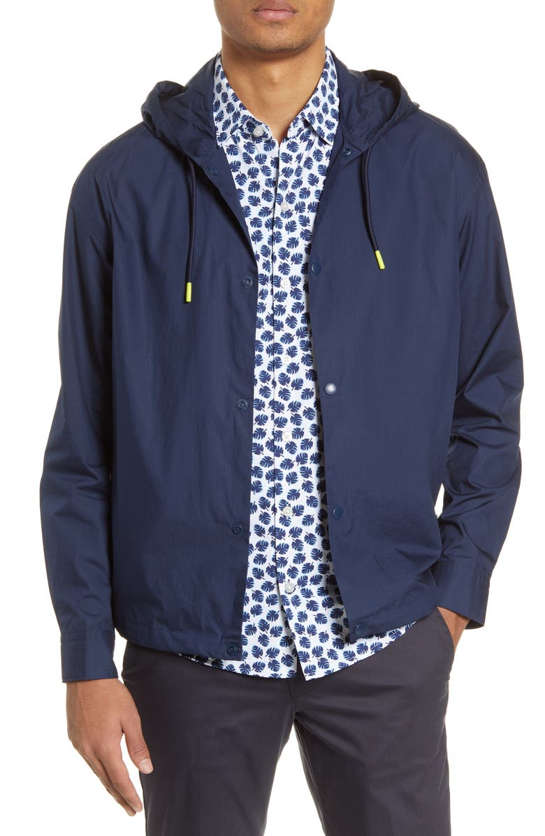 BOSS Norwood Slim Fit Jacket, Main, color, 402