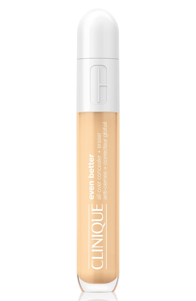 CLINIQUE Even Better All-Over Concealer + Eraser, Main, color, CN08 LINEN