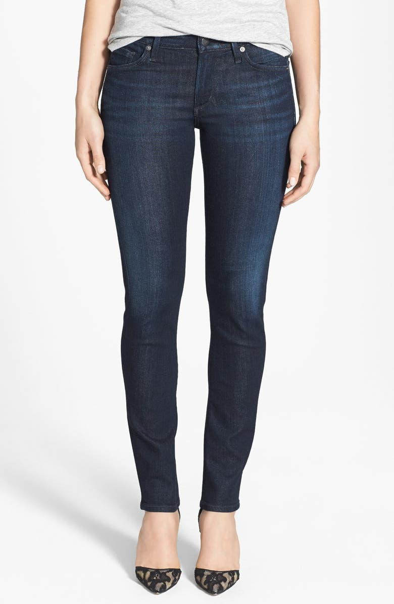 CITIZENS OF HUMANITY 'Arielle' Slim Jeans, Main, color, SPACE