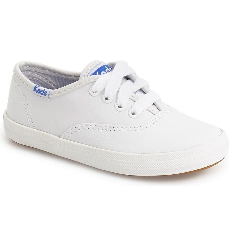 KEDS<SUP>®</SUP> 'Champion - CVO' Sneaker, Main, color, WHITE LEATHER