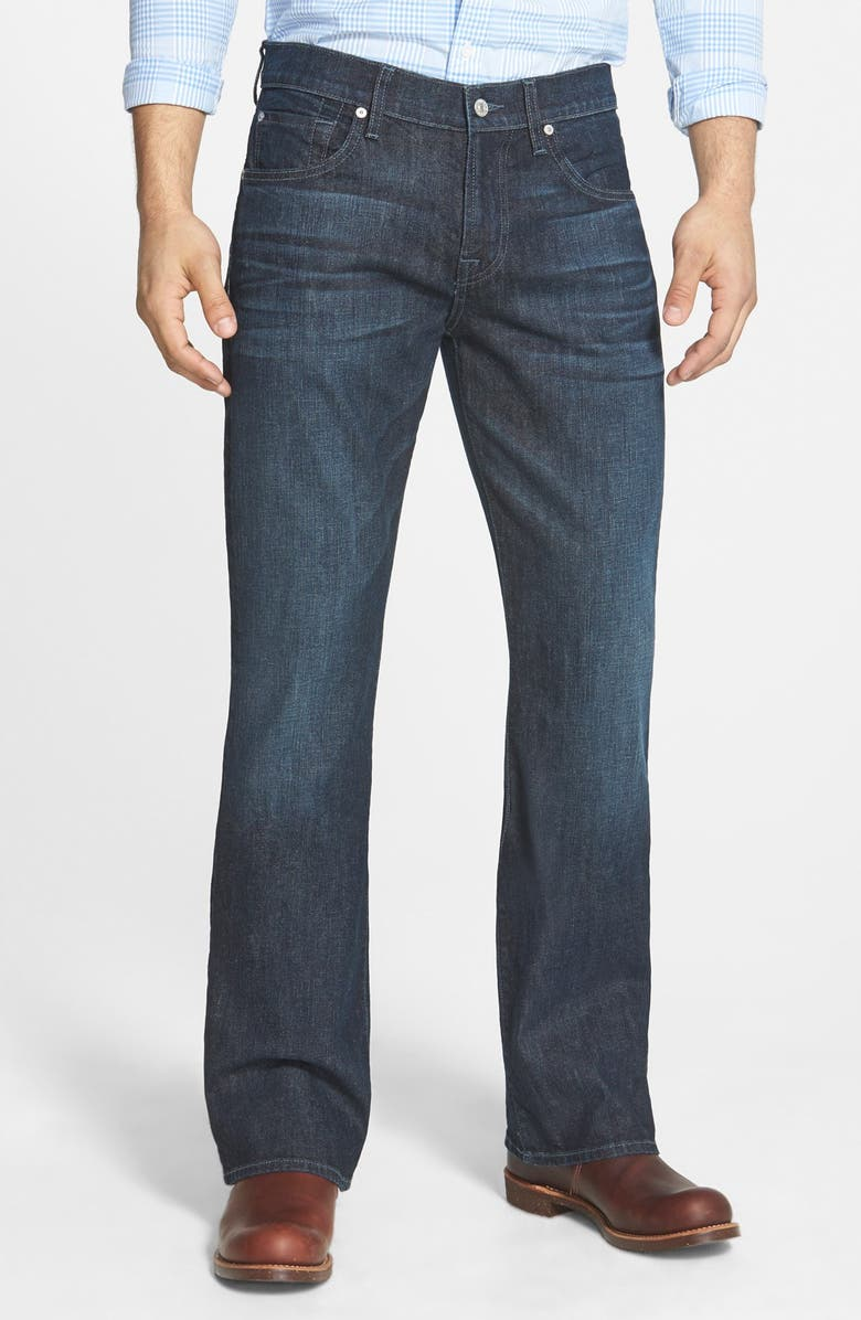 7 FOR ALL MANKIND <sup>®</sup> 'Brett' Modern Bootcut Jeans, Main, color, SOUTH ROBERTSON
