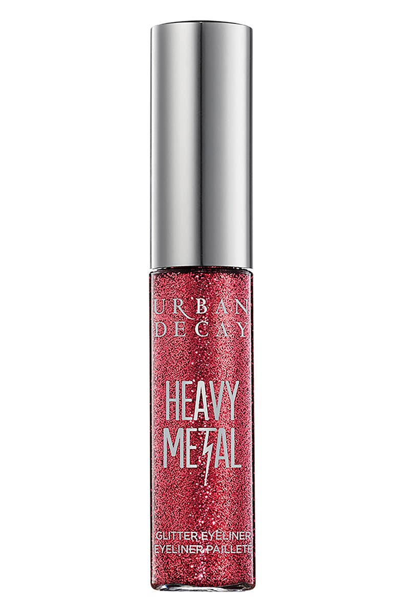 URBAN DECAY Stonewall Heavy Metal Glitter Eyeliner, Main, color, 600