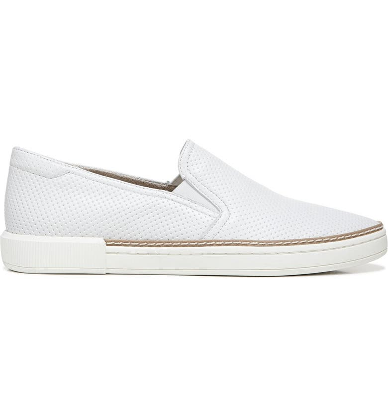 NATURALIZER Zola3 Slip-On Sneaker - Wide Width Available, Main, color, WHITE