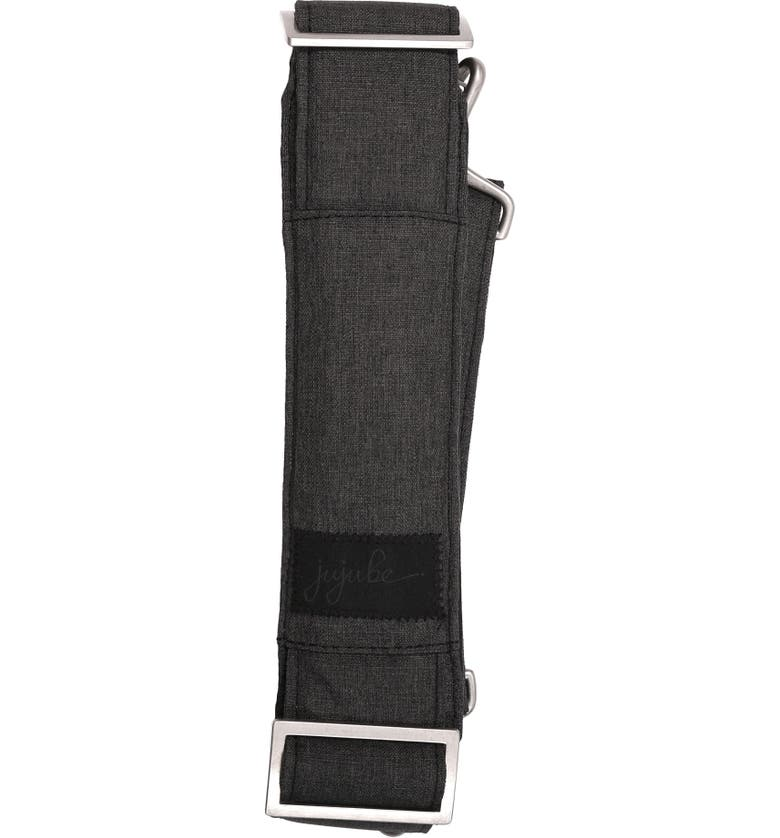 JU-JU-BE Onyx Messenger Strap, Main, color, CHROME