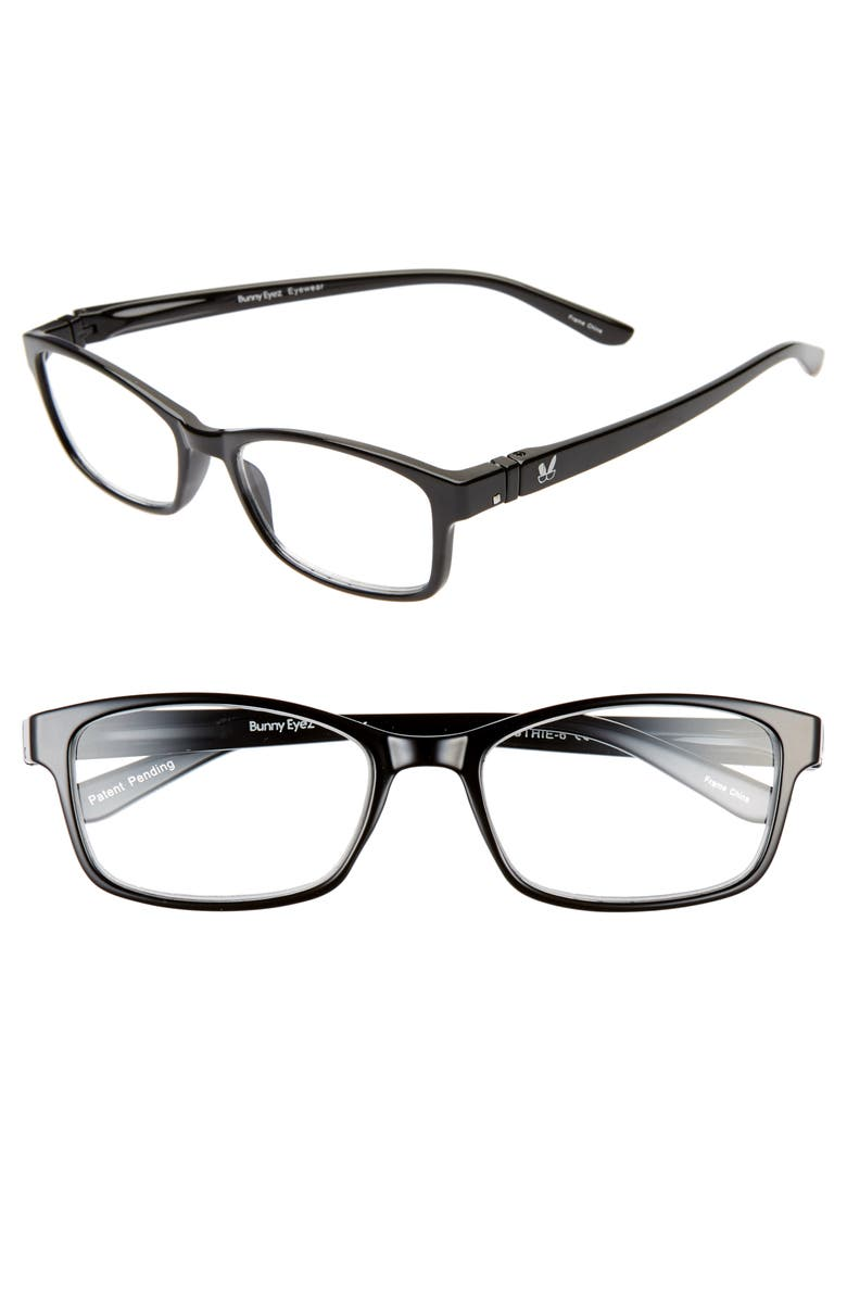 BUNNY EYEZ The Ruthie 53mm Reading Glasses, Main, color, 005