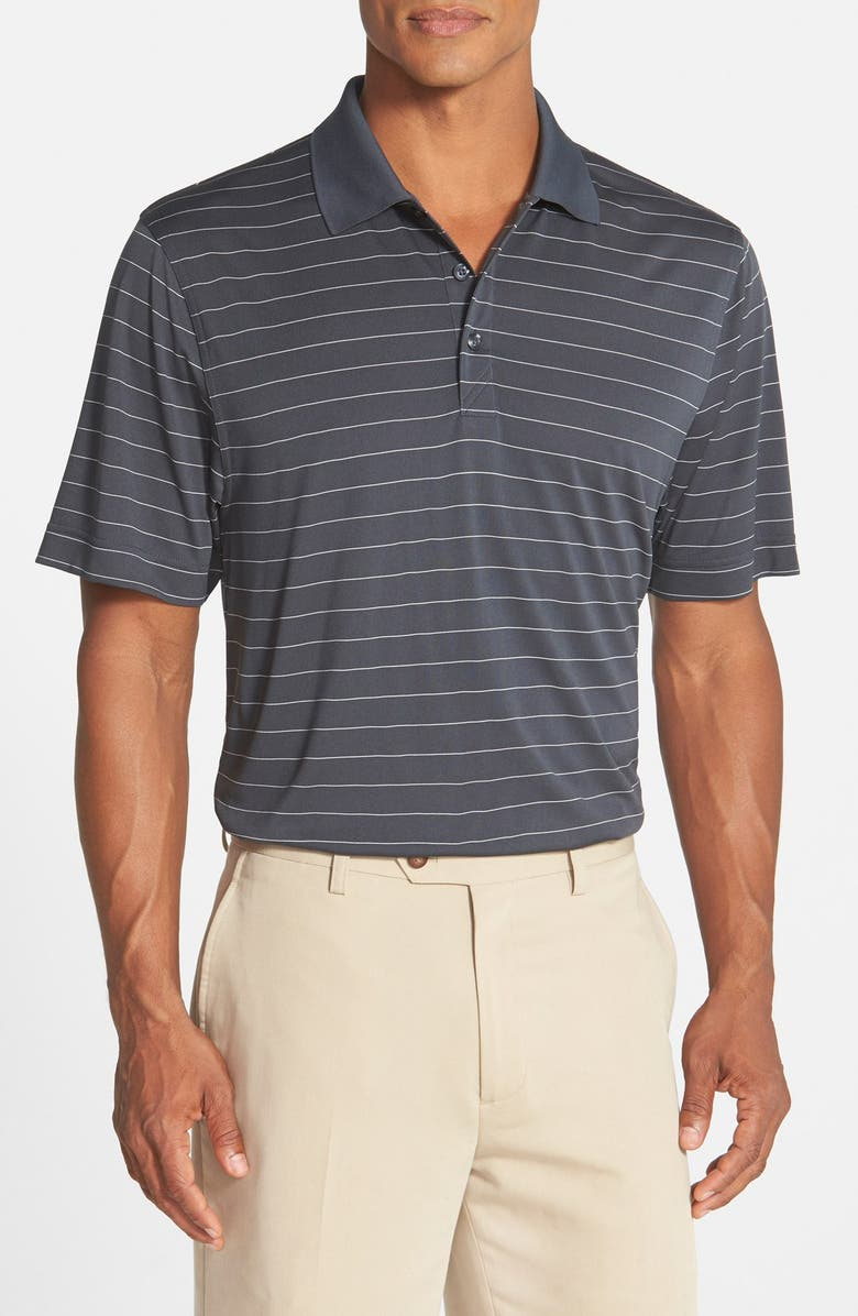 CUTTER & BUCK Franklin Stripe DryTec<sup>®</sup> Polo, Main, color, 007