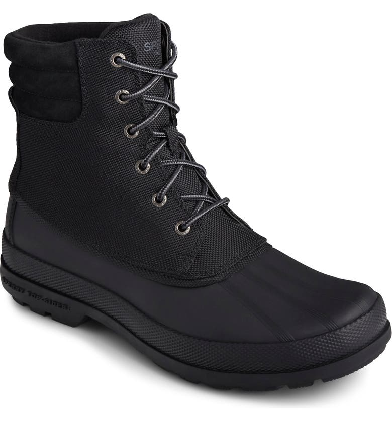 SPERRY Cold Bay Duck Boot, Main, color, 001