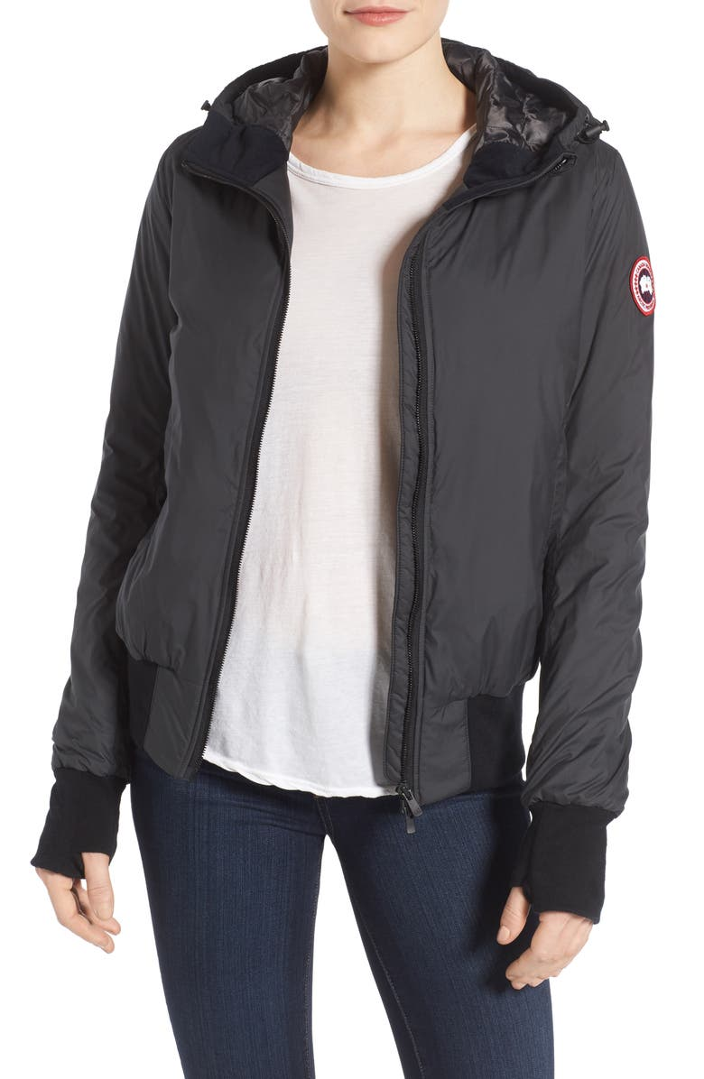 CANADA GOOSE Dore Down Hooded Jacket, Main, color, 005
