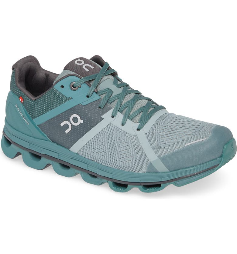 ON Cloudace Running Shoe, Main, color, SEA/ SHADOW