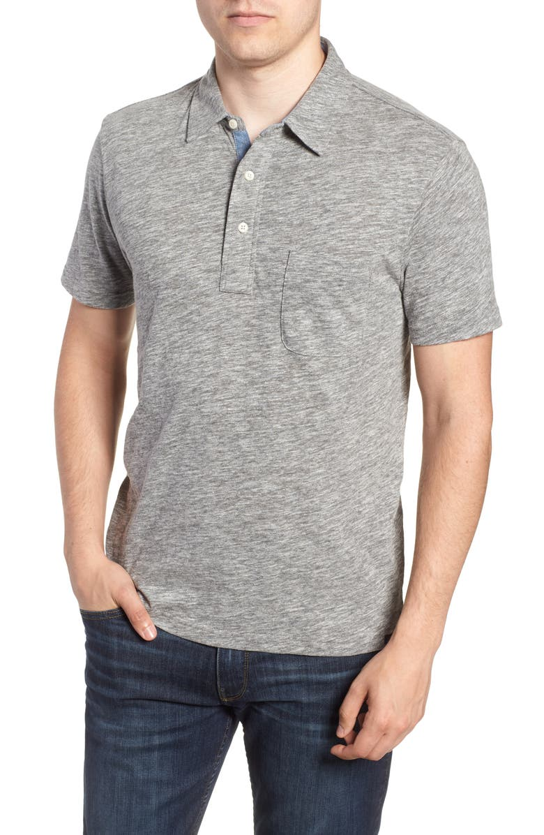 FAHERTY Heather Polo, Main, color, 020