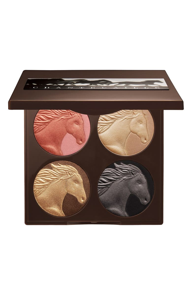 CHANTECAILLE 'Wild Horses' Eyeshadow & Blush Palette, Main, color, THE WILD HORSES PALETTE