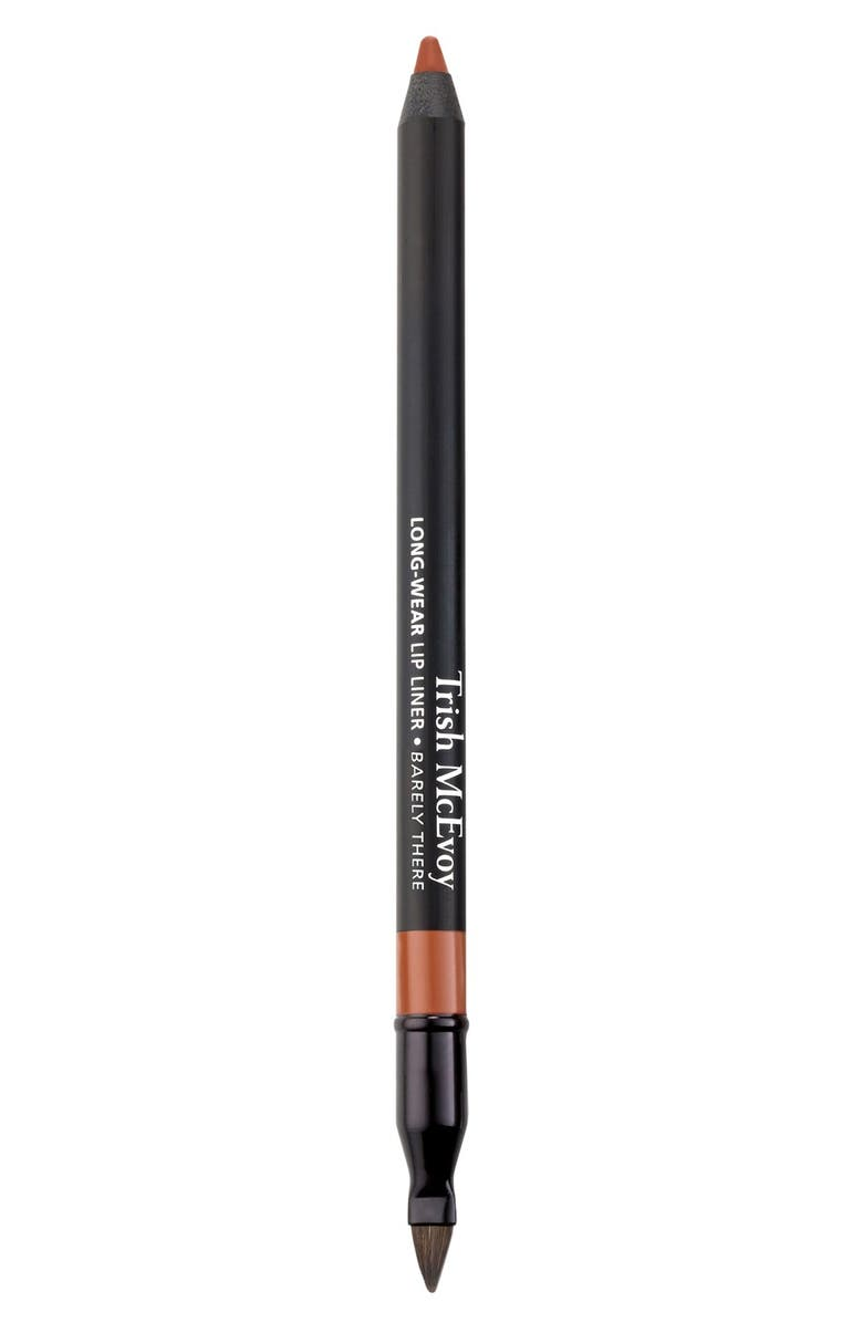 TRISH MCEVOY Long-Wear Lip Liner, Main, color, BARELY THERE