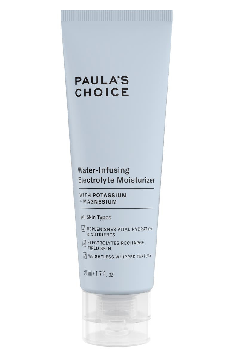 PAULA'S CHOICE Water-Infusing Electrolyte Moisturizer, Main, color, NO COLOR