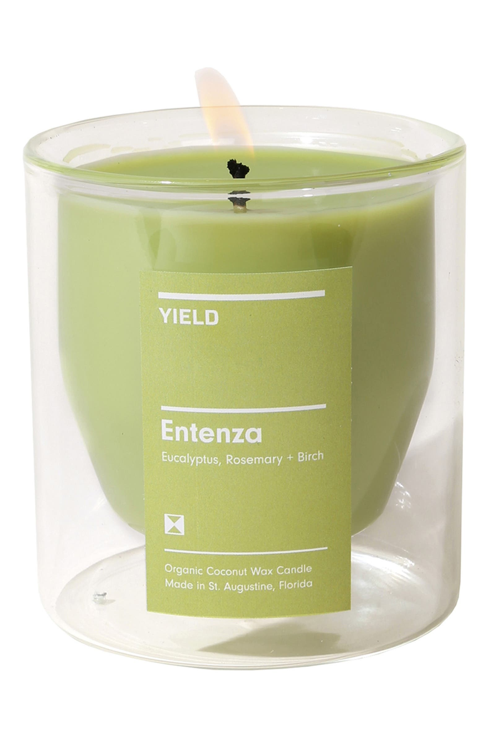 YIELD Architect Double Wall Candle
