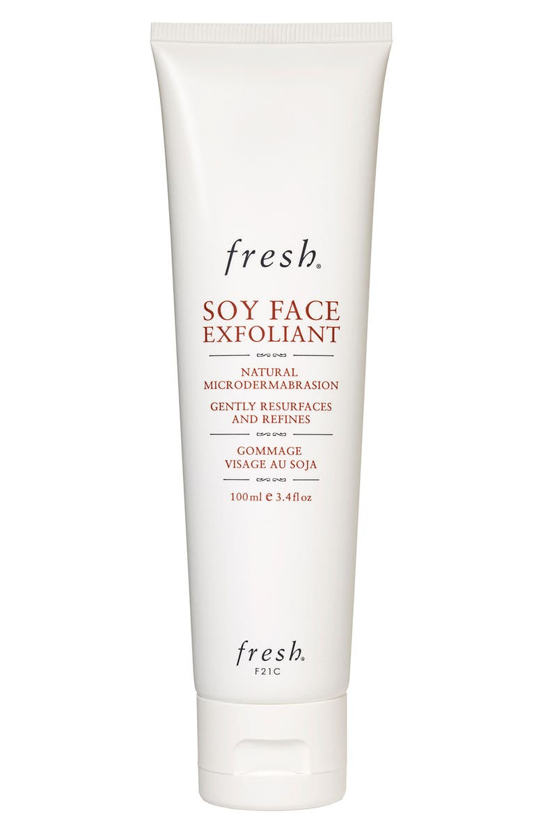 FRESH<SUP>®</SUP> Soy Face Exfoliant, Main, color, NO COLOR