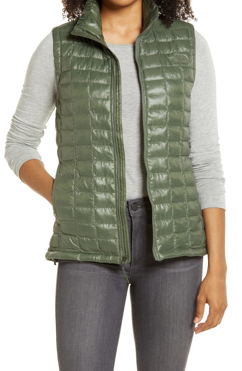 THE NORTH FACE ThermoBall<sup>™</sup> Eco Vest, Main, color, THYME
