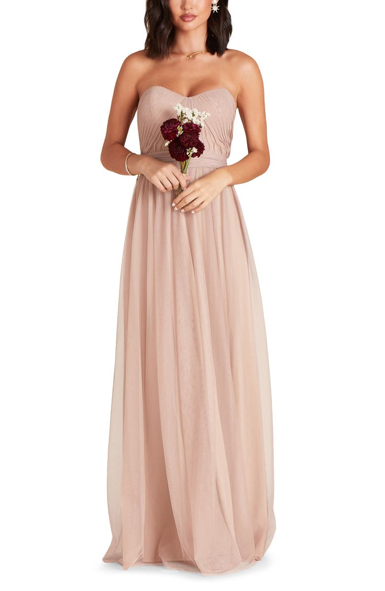 BIRDY GREY Christina Convertible Tulle Gown, Main, color, 271