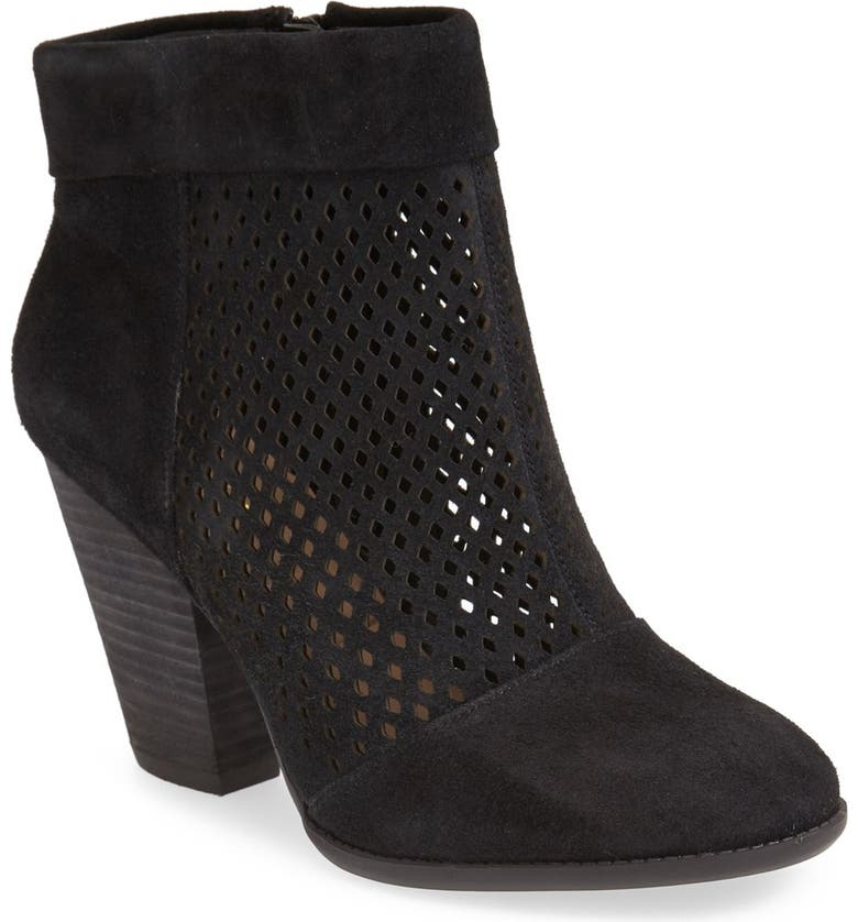 SOLE SOCIETY 'Sidney' Bootie, Main, color, 001
