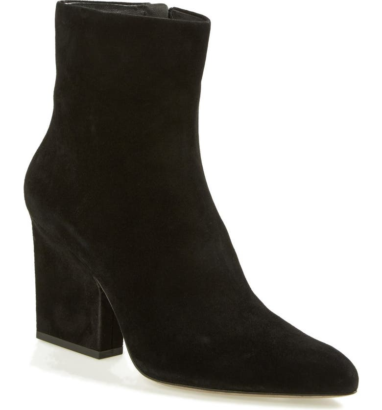 ALEXANDER WANG 'Sunniva' Ankle Bootie, Main, color, Black