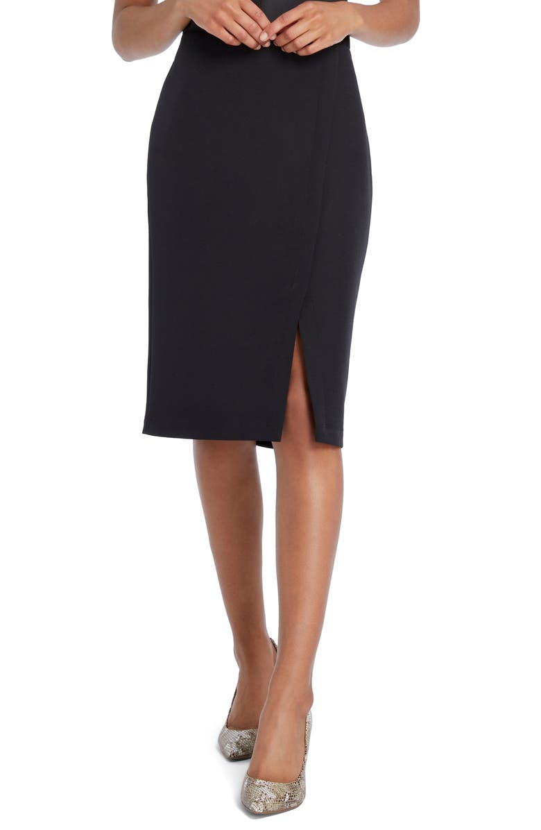 NIC+ZOE Push the Pencil Skirt, Main, color, 004