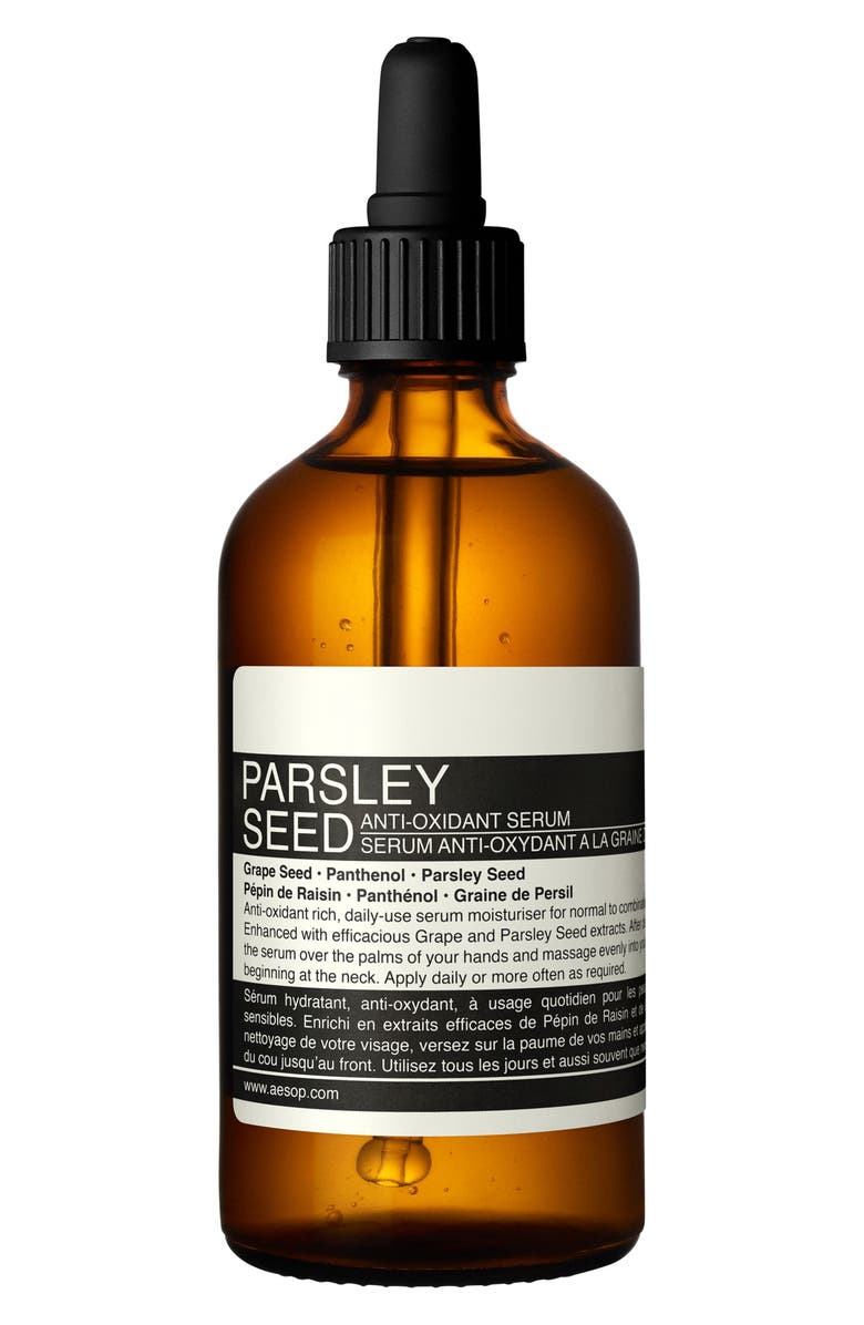 AESOP Parsley Seed Anti-Oxidant Serum, Main, color, NONE