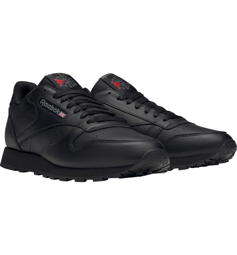 REEBOK Classic Leather Sneaker, Main, color, 003