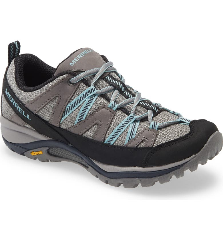MERRELL Siren Sport Hiking Shoe, Main, color, CHARCOAL/ CANAL