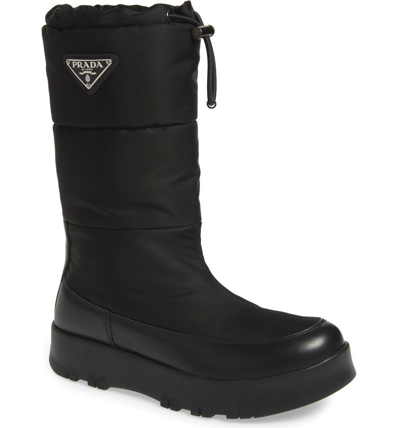 PRADA Platform Boot, Main, color, 001