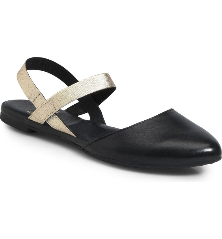 ONO Free Ankle Strap Flat, Main, color, 001