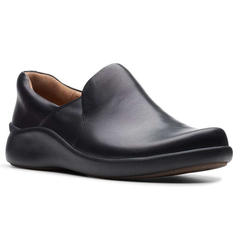 CLARKS<SUP>®</SUP> Un Loop 2 Slip-On Flat, Main, color, 003