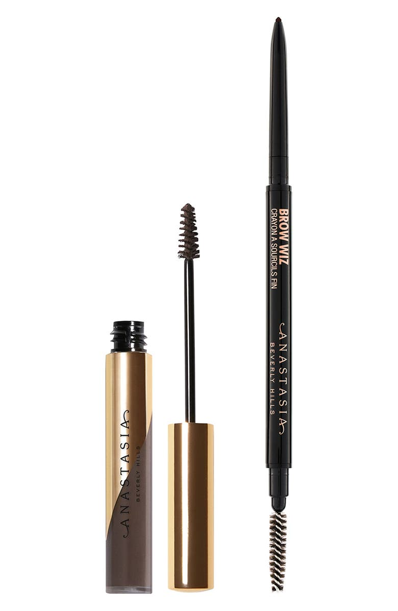 ANASTASIA BEVERLY HILLS Perfect Your Brows Kit, Main, color, MEDIUM BROWN