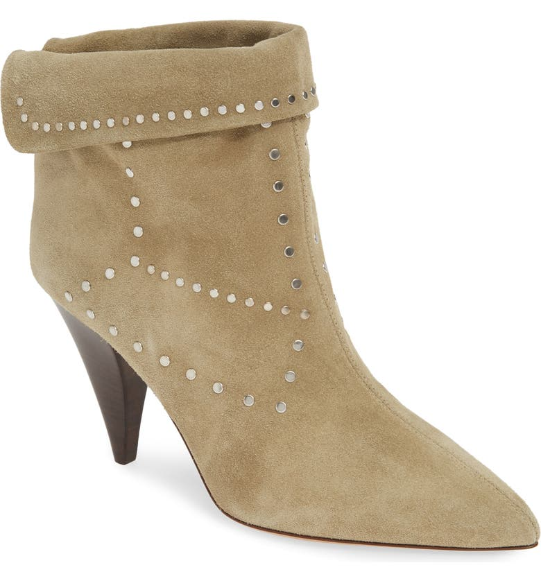 ISABEL MARANT Lisbo Western Bootie, Main, color, 250