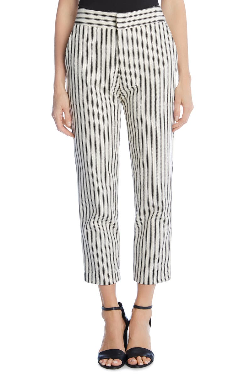 KAREN KANE Stripe Pants, Main, color, 001