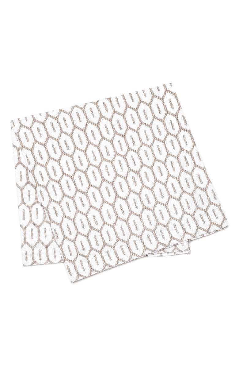 ZESTT 'Andorra' Cocktail Napkins, Main, color, 020