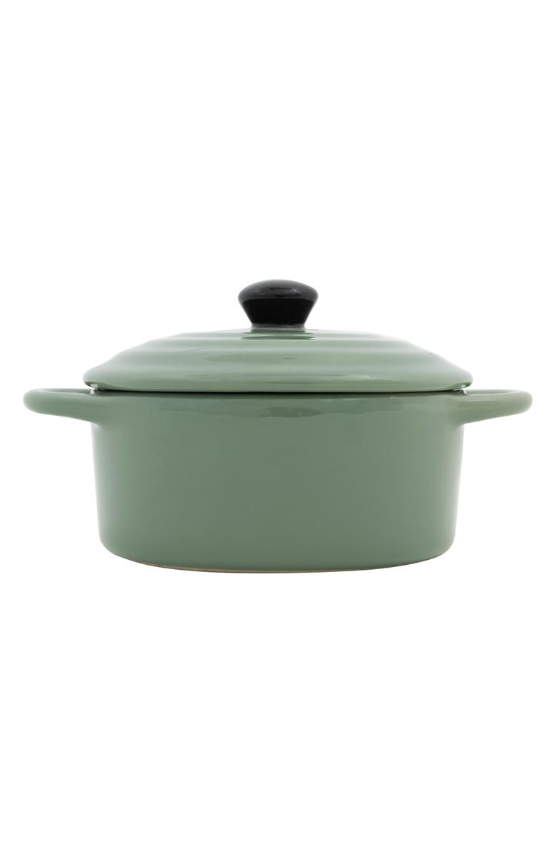 CREATIVE CO-OP Mini Baker Dutch Oven, Main, color, 100