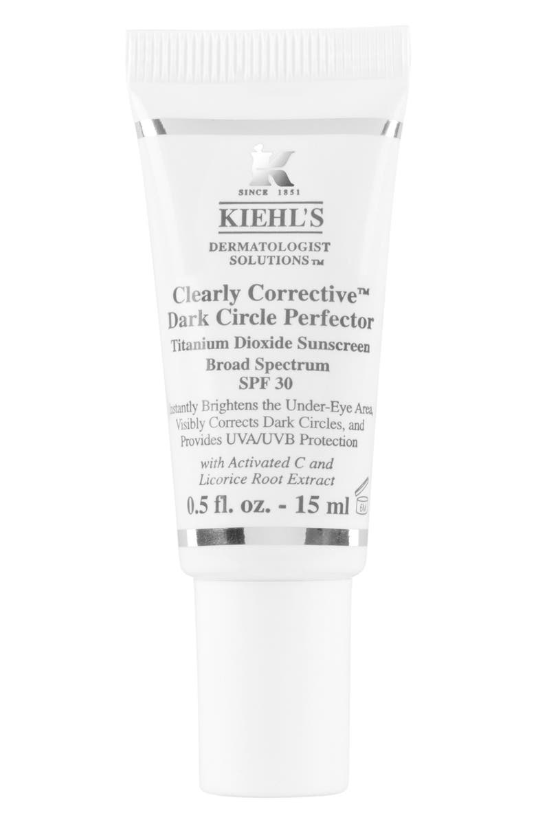 KIEHL'S SINCE 1851 'Clearly Corrective<sup>™</sup>'Dark Circle Perfector SPF 30, Main, color, 000
