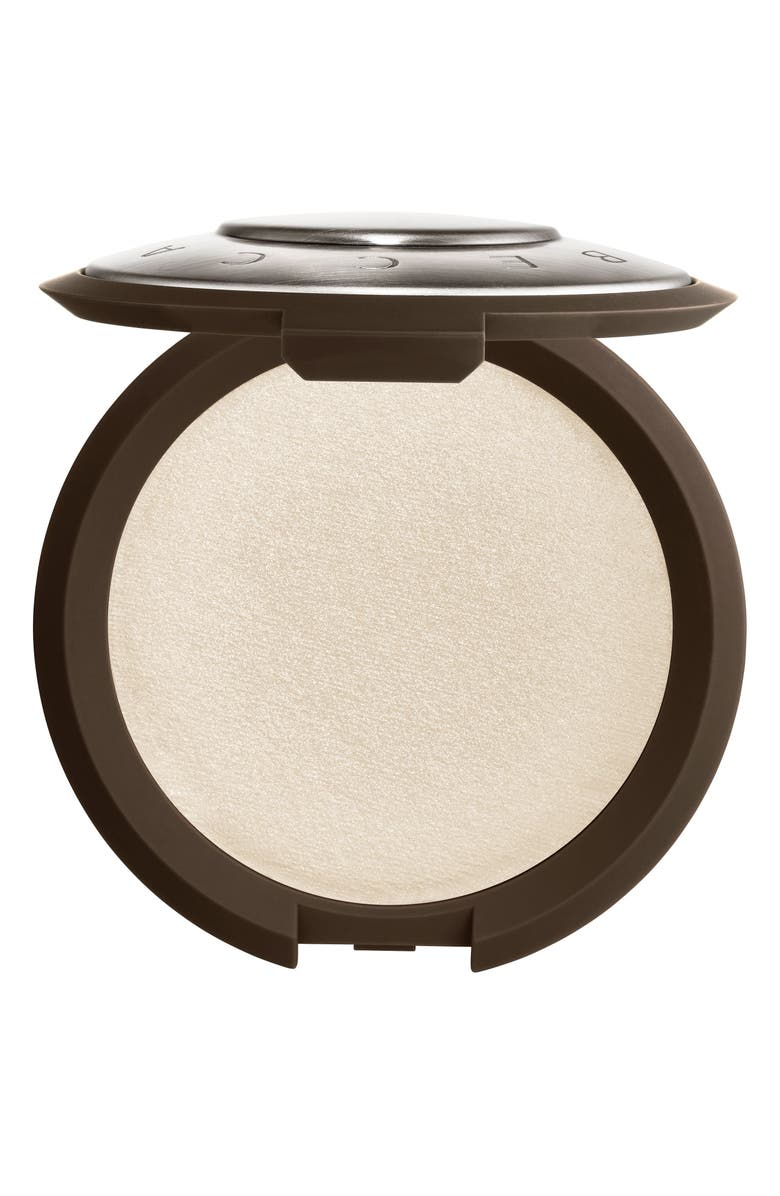 BECCA COSMETICS Shimmering Skin Perfector Pressed Highlighter, Main, color, PEARL