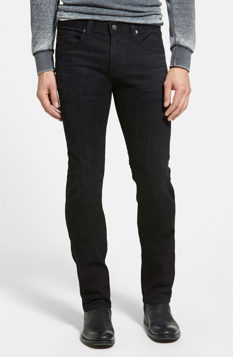 AG 'Matchbox' Slim Fit Jeans, Main, color, 012