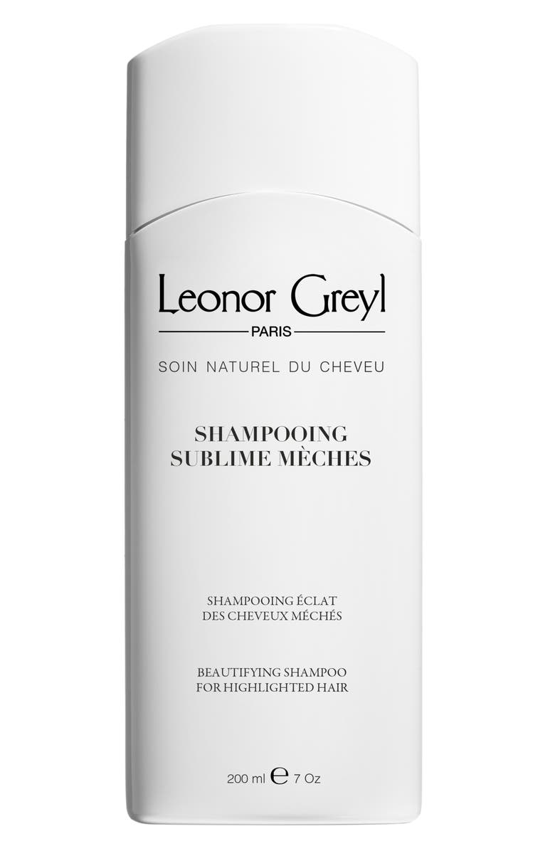LEONOR GREYL PARIS Beautifying Shampoo for Highlighted Hair, Main, color, No Color