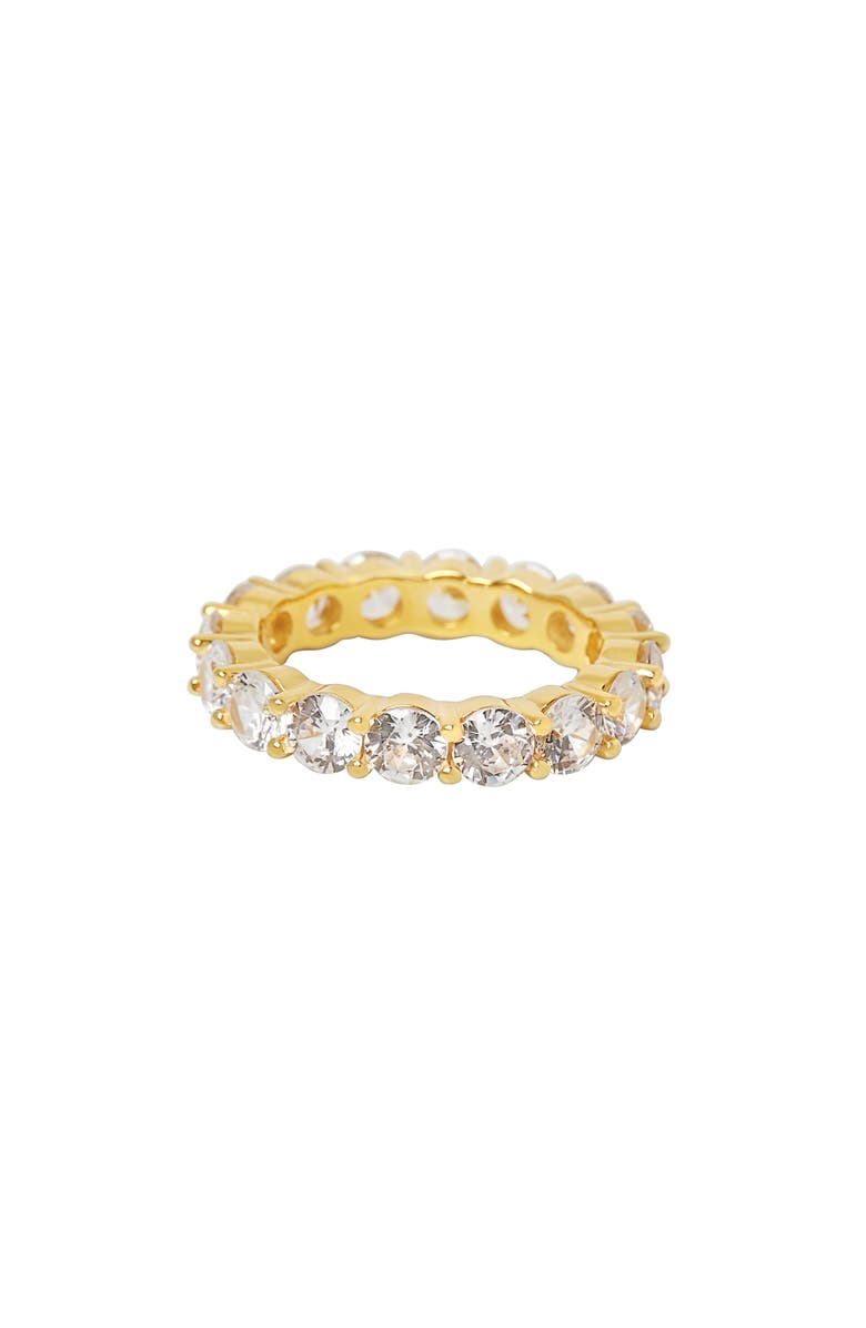 THE M JEWELERS The Round Eternity Band Ring, Main, color, Gold