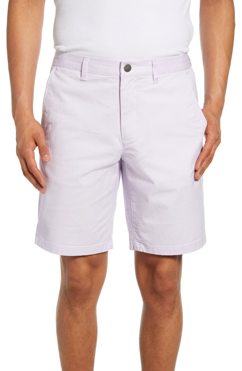 BONOBOS Stretch Washed Chino 9-Inch Shorts, Main, color, 413