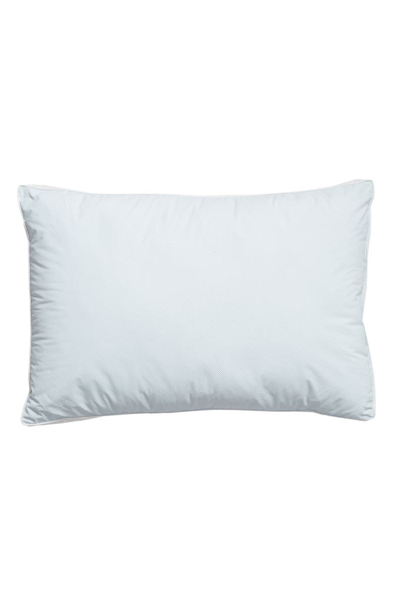 NORDSTROM Cooling Down Alternative Pillow, Main, color, WHITE