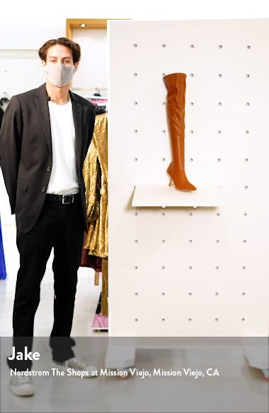 Rocco Over the Knee Boot, sales video thumbnail