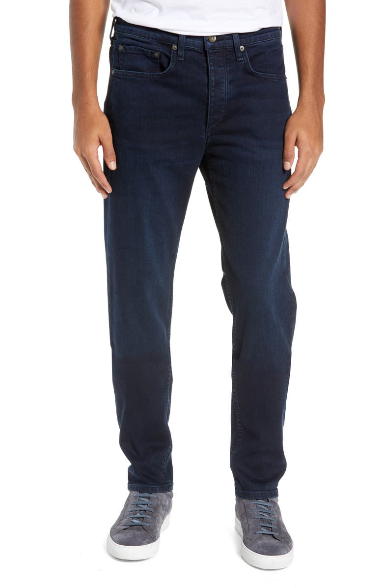 RAG & BONE Fit 3 Slim Straight Leg Jeans, Main, color, BAYVIEW