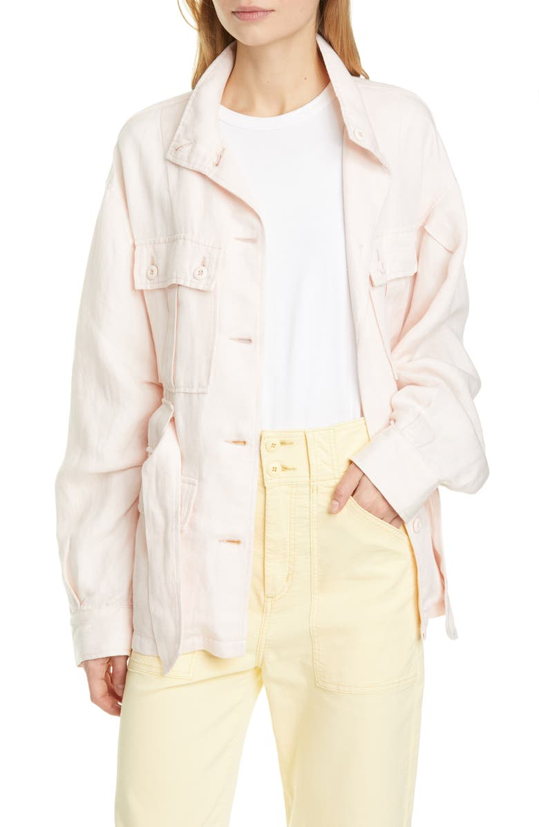 JOIE Sirena Utility Jacket, Main, color, 680