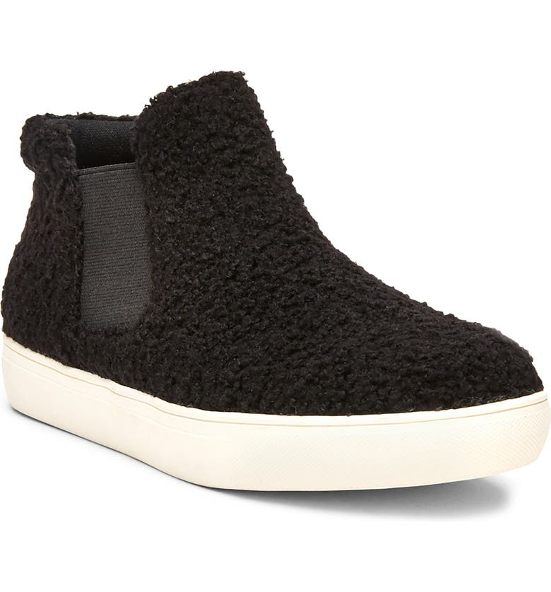 COCONUTS BY MATISSE Harlan Slip-On Sneaker, Main, color, BLACK FABRIC