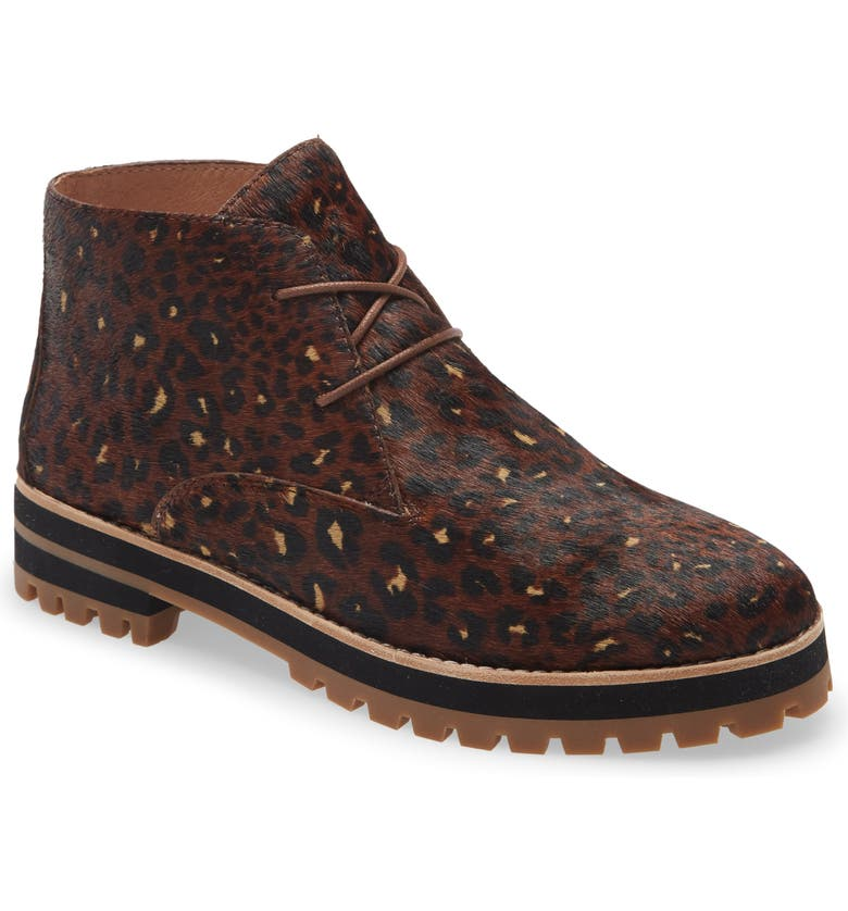 MADEWELL The Wren Boot, Main, color, RICH BROWN MULTI