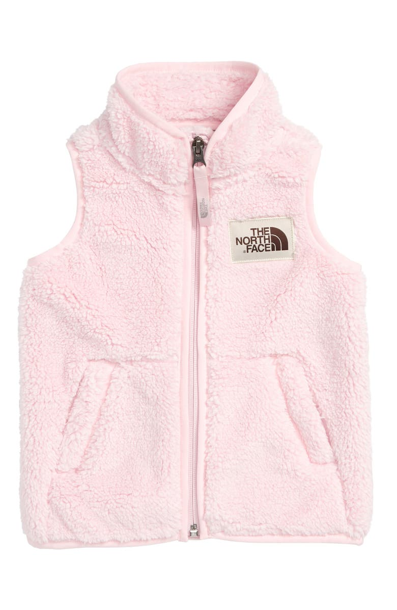 THE NORTH FACE Campshire Vest, Main, color, PURDY PINK