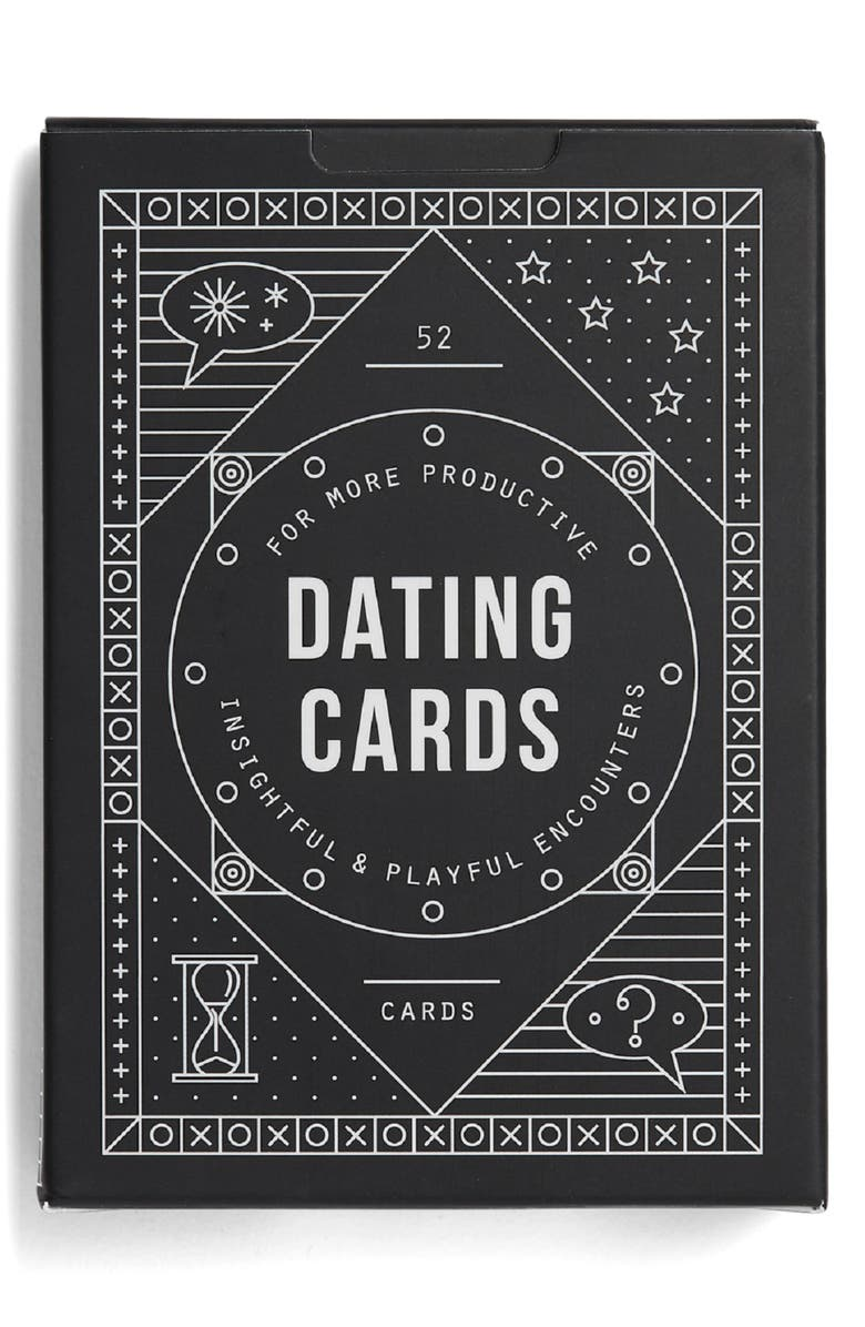THE SCHOOL OF LIFE Dating Cards, Main, color, 001