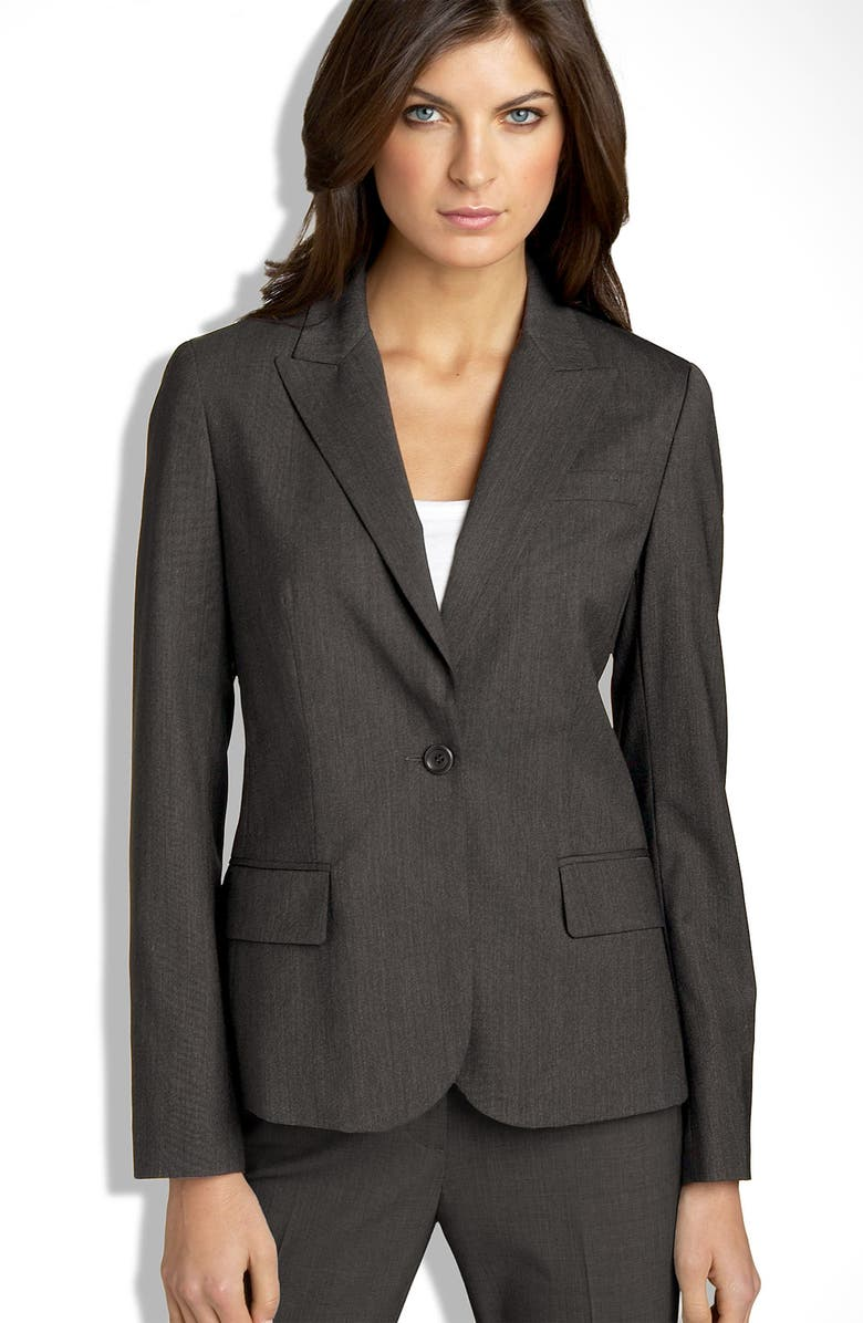 THEORY 'Gabe B - Tailor' Jacket, Main, color, 299